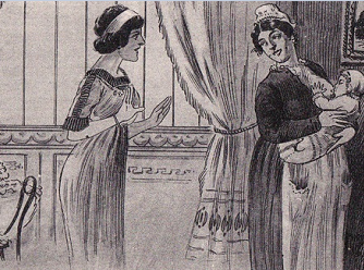 Historique du métier d'assistante maternelle